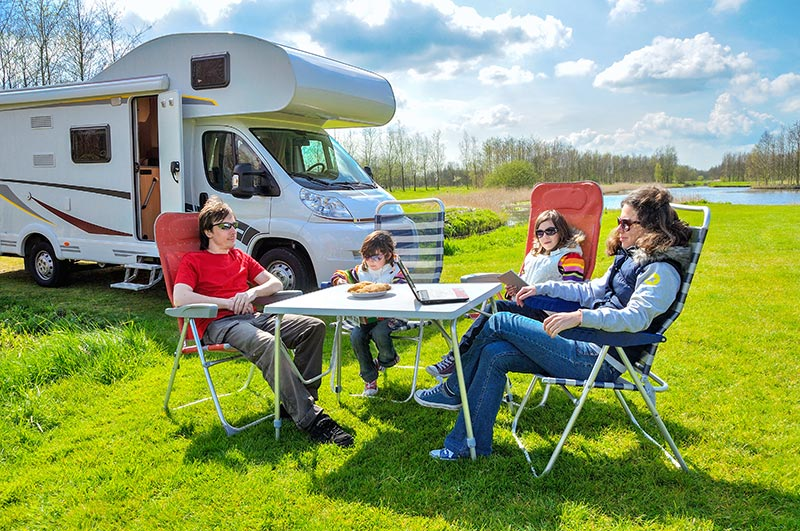 Insure your RV with TRICOR